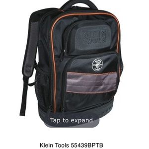 NWT Klein Tools Tradesman Pro Tech Backpack 2.0